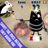 Cowboy Cat: The rivalry between cats and mice becomes deadly on iOS