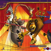 Madagascar: Join the Circus: A basic movie tie-in on iPhone