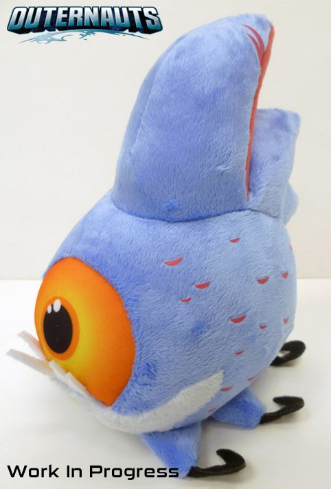 Outernauts Plush Toy