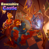 Ravenshire Castle sends social gamers sneaking, stealing on Facebook