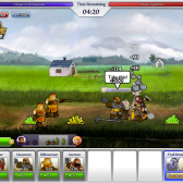 Armies of Magic on Facebook: Fantastic(al) real-time strategy