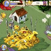 Tap Dragon Park: Defeat an evil troll army Pokemon style