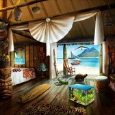 Disney Animal Kingdom Explorers Chieftain's Hut: Our guide to finding every item