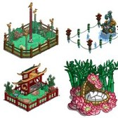 FarmVille Sneak Peek: Jade Falls animal pens offer themed storage for your