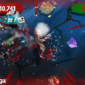 Zombie Swipeout on iOS, or Zynga's bloody, gory answer to Fruit Ninja