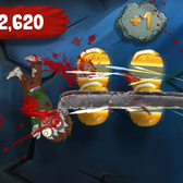Zombie Swipeout cuts the App Store wide open for free