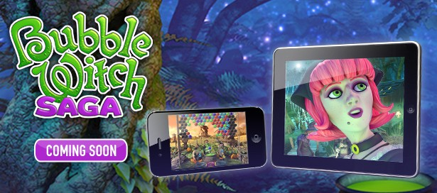 Bubble Witch Saga iOS