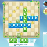 Wordox on Facebook mixes Scrabble with a bit of villainy