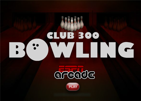 free bowling games online 300