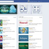Facebook App Center hands-on: Big games bubble to the top, small guys stay hidden