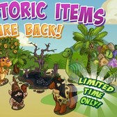 FarmVille: Decorate your Dino Lab with Prehistoric items
