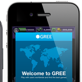 With six games and its platform in tow, GREE at E3 is no joke