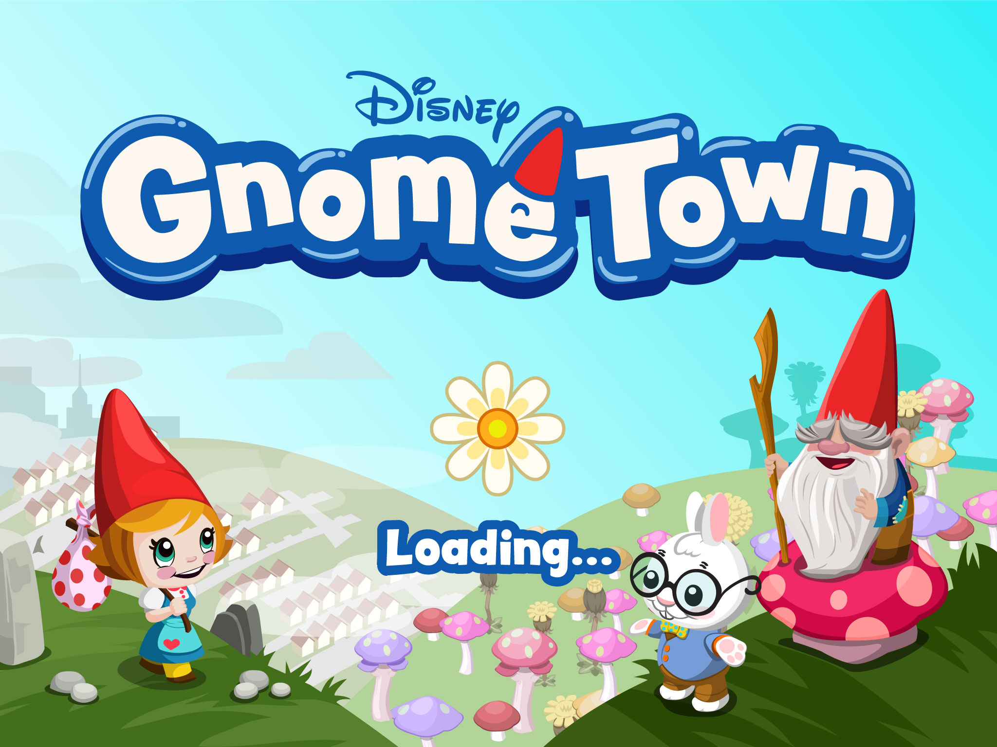 GnomeTown on iOS