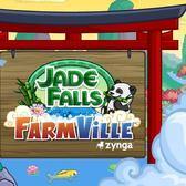 FarmVille: Take a trip to Jade Falls for Farm Cash