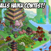 FarmVille Jade Falls Haiku Contest: Enter for a chance to win 1,000 Farm Cash