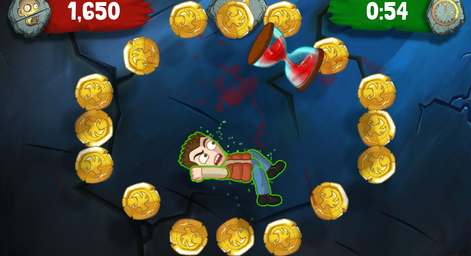Zombie Swipeout on iPhone
