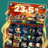Zynga Slots spins the reel right round (baby) on iPhone, iPad for free