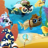 Happy Aquarium's spiritual successor is Fish with Attitude on iOS