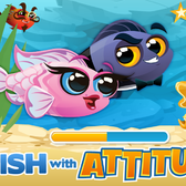 Fish with Attitude on iOS is Happy Aquarium with a personality twist