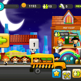 SchoolVille: It's Tiny Tower meets Small Street all over again