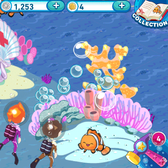 Create an underwater sanctuary in Rescue Reef on iOS