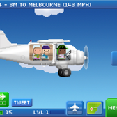 Take an 8-bit flight around the world with Pocket Planes on iOS