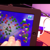 E3 2012: Motley Blocks is like frantic 3D Picross on iOS