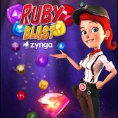 Zynga's Ruby Blast is now live on Facebook