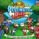No joke: Pettington Park is Loot Drop and Zynga's Google+ project