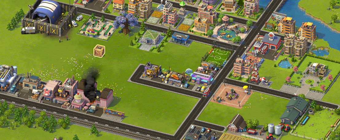 SimCity Social images