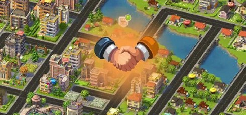 SimCity Social friends