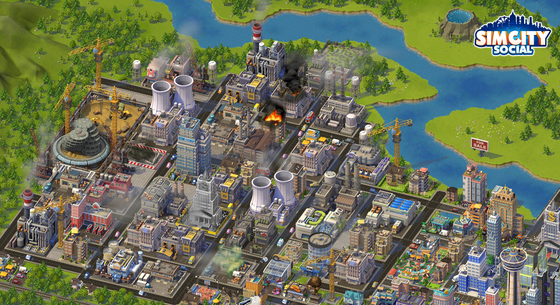 SimCity Social