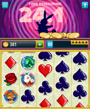 Zynga Slots screens