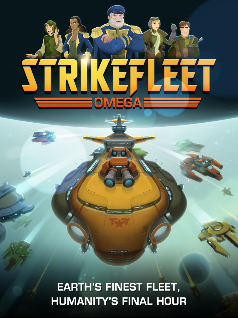 Strikefleet Omega review