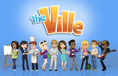 TheVille on Facebo