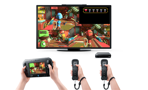 Wii U preview
