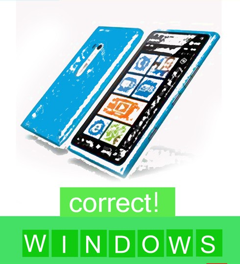 Draw Something Windows Phone 8