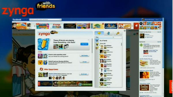 zynga unleashed zynga with friends