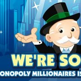 Monopoly Millionaires goes bankrupt, has its last roll of the dice on August 17