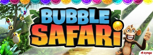Bubble Safari logo