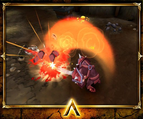 Arcane Legends screens