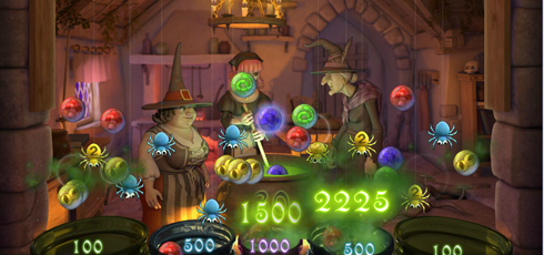Bubble Witch Saga images