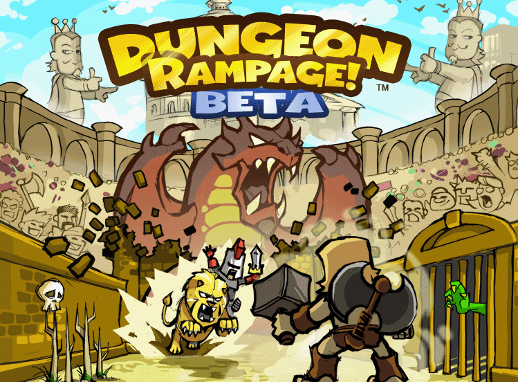Dungeon Rampage review