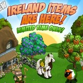 FarmVille Ireland Items: Whitebeam Tree, Spotted Hyena and more
