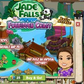 FarmVille: Disappointed by Jade Falls' Forbidden Coast? Zynga's here to help