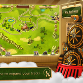 My Railway HD: Become a railway tycoon, now on iPad