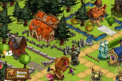 Ravenwood Fair iOS
