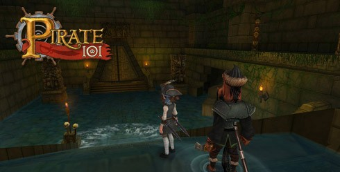 Pirate101 screens