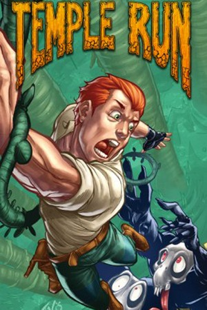 Temple Run comic book