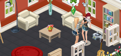 The Sims Social images